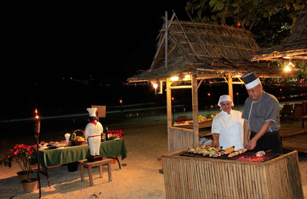 Samed Cabana Resort Beach Restaurant