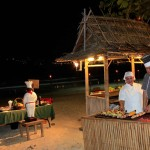 Samed Cabana Resort Beach Restaurant