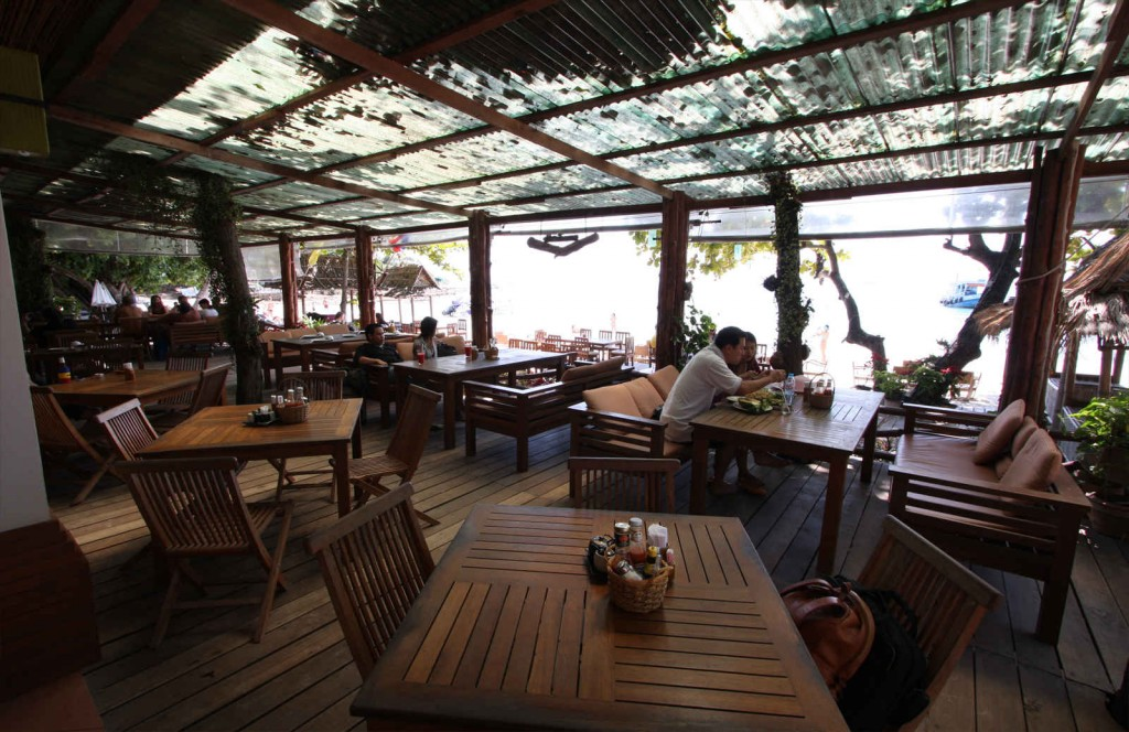 Samed Cabana Resort Beach Restaurant Inside