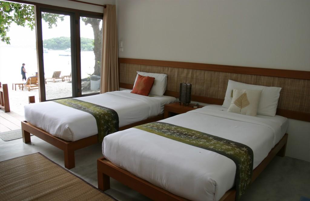 Samed Cabana Resort Beachfront Room